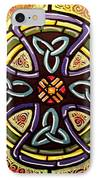 Celtic Cross 2 IPhone Case