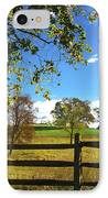 Changing Seasons IPhone Case by Bill Cannon