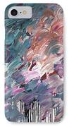 Chaos Serie, IIi IPhone Case
