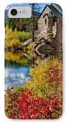 Chapel On The Rock Fall IPhone Case