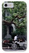 Charleston Buggy Ride IPhone Case