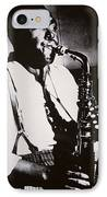 Charlie Parker IPhone Case by American School