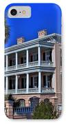 Charlston Battery Mansion IPhone Case by Corky Willis Atlanta Photography
