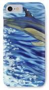 Chasing You IPhone Case by Danielle  Perry