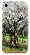 Cherry Blossom Tree IPhone Case by Pierre Leclerc Photography