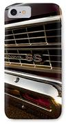Chevy Nova Ss IPhone Case by Cale Best