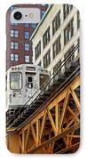 Chicago Loop 'l' IPhone Case