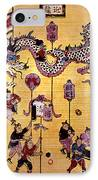 China: New Year Card IPhone Case