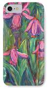 Chinese Orchids IPhone Case
