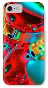 Christmas Lights Festival IPhone Case