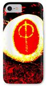 Chthonici Cosmica IPhone Case by Eikoni Images