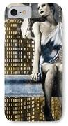 City Angel -2 IPhone Case