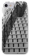 City Stairs II IPhone Case