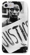 Civil Rights, 1961 IPhone Case