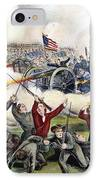Civil War: Gettysburg, 1863 IPhone Case