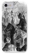 Civil War: Prisoner, 1864 IPhone Case