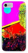 Clarendon Street IPhone Case by Eikoni Images