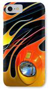 Classic Flames IPhone Case
