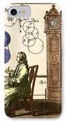 Clockmaker IPhone Case