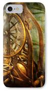 Clockmaker - The Day Time Stood Still  IPhone Case by Mike Savad