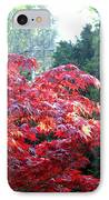 Clouds Of Leaves IPhone Case