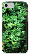 Clover IPhone Case by Arla Patch