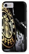 Coffee Break IPhone Case by Spencer McDonald