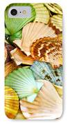 Colored Shells IPhone Case
