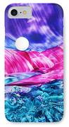 Colorful Desert IPhone Case