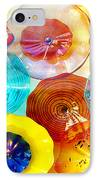 Colorful Plates IPhone Case