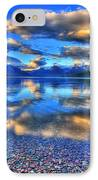 Colors Of Clouds IPhone Case by Scott Mahon