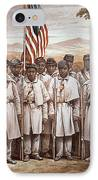 'come And Join Us Brothers' IPhone Case by American School