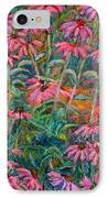 Coneflowers IPhone Case