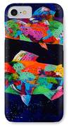 Cool Waters IPhone Case by Tracy Miller