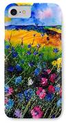 Cornflowers 680808 IPhone Case