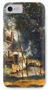 Corot - The Mill IPhone Case