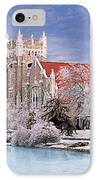 Country Club Christian Church IPhone Case by Steve Karol