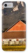 Country Living Boulder County IPhone Case