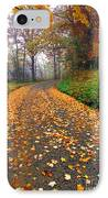 Country Roads Take Me Home IPhone Case by Thomas R Fletcher