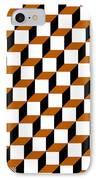 Cubism Squared IPhone Case