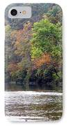 Current River Fall IPhone Case by Marty Koch