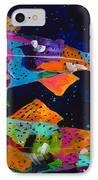 Cutthroats IPhone Case by Tracy Miller