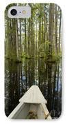 Cypress Garden Swamp IPhone Case