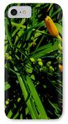 Daffodil Flowers IPhone Case