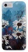 Daisies 59060 IPhone Case