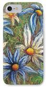 Daisies Pastel IPhone Case