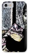 Darfu In Our Living Room IPhone Case by Chester Elmore