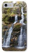 Dark Hollow Falls Shenandoah National Park IPhone Case