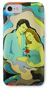 Date From The Past IPhone Case