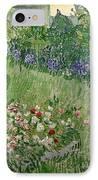 Daubigny's Garden IPhone Case